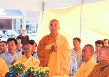 Lễ Đặt Đá Xây Chánh Điện – 9/23/2012