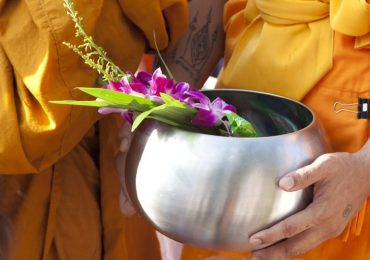 Buddhism's Perfection of Giving
