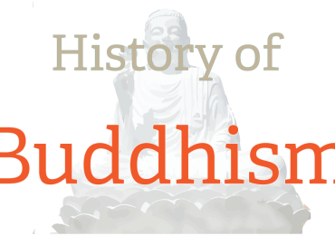 The History of Buddhism