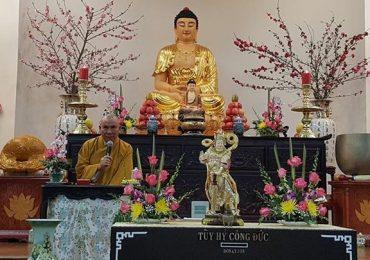 The Grace of the Buddha Retreat, Mar 4, 2017