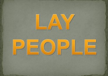 Lay People