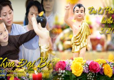 Đại Lễ Phật Đản lần thứ 2641 – 5/21/2017