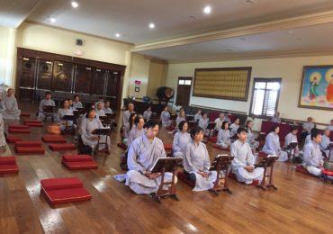 Chương Trình Sinh Hoạt Trong Tuần và Khóa Tu Trong Tháng – năm 2020