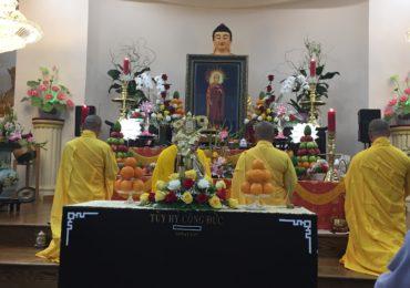 Đại Lễ Vu Lan 2017 – Phật lịch 2561