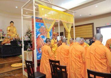 Lễ Trai Đàn Chẩn Tế tại Chùa Đại Bi