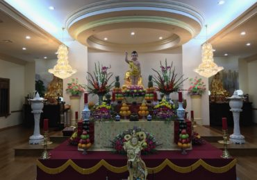 Remember the Buddha Retreat, May 14, 2017