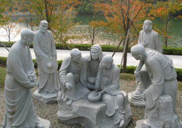 Những Vần Thơ và Tượng A La Hán