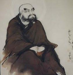 BỒ ĐỀ ĐẠT MA -Tổ Thiền Tông thứ nhất Trung Hoa
