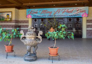 Đại Lễ Phật Đản 2018 tại Chùa Đại Bi, Phật lịch 2562 – May 27, 2018