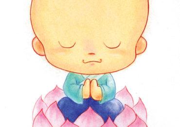 Con về nương tựa Phật (tiếng Phạn) – Buddham Sharanam Gachchami