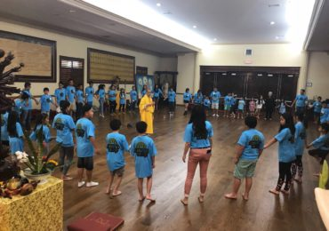 Dallas Summer Retreat for Young 2018 (Aug 3-5)